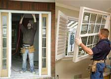 Door / Window Install