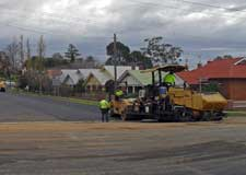 Street / Road Paving