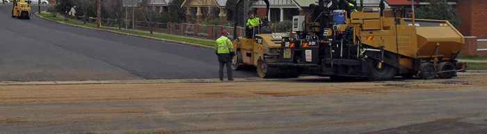 street / road paving business insurance